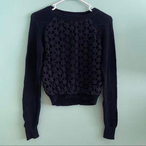 Forever 21 Navy Blue Sweater
